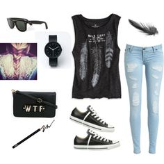 """""""Untitled #22"""" by miasaramaria on Polyvore"""