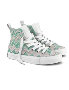 missoni for converse? i NEED them.