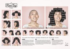 """The Lounge Hair Salon - """"Print"""" Ads Creative, Creative Advertising, Creative Kids, Advertising Awards, Marketing And Advertising, Social Campaign, Tag People, Concept Board, Graphic Design Posters"""