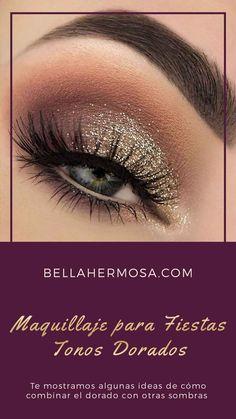 Si vas de fiesta es el momento perfecto para dar un poco de dramatismo a tu mirada y divertirte creando un nuevo look con los siguientes tips de maquillaje.