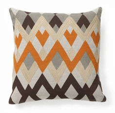Diamond Echo Accent Pillow | #GREATHOUSE