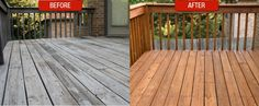 #1 Deck Cleaning & Deck Staining Services | Deck Sealing by Wood Re New