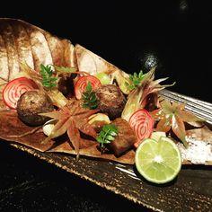 #next menu #After Matsutake #ChefMoon #mikuni #mikunifairmont #japanese #miyazaki #wagyu #beef #beetroot #ginkgo #yakimono #grilled #omakase #TTC #kaiseki #new #menu by chef_moooon