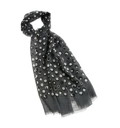 Sjaal met luipaardprint #Wool #Leopard #Scarf #Gigue #AW16 #FallCollection #NewArrivals #GigueAW16