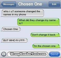 Image shared by Super Mega Trolled. Find images and videos about funny, harry potter and the chosen one on We Heart It - the app to get lost in what you love. Funny Text Messages Fails, Text Message Fails, Funny Texts, Funny Fails, Funny Wrong Number Texts, Epic Texts, Auto Correct Texts, Funny Text Conversations, Lol Text