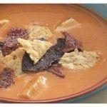 Rainy Day: Cheesy Chicken Enchilada Soup