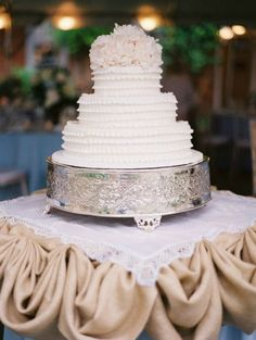 Learn more about 10 Wedding Cake Ideas