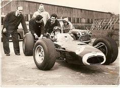 ... International Trophy race car 740x541 1965 BRM P261 Formula One Car
