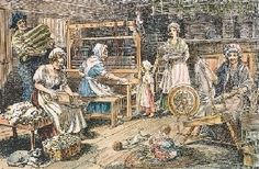 Most women do the chores in the house. But the jobs in the 1770s were sailer, and tailer, carpenters and miners blacksmith and locksmith. Doctor, lawyer, storeowner clerk and bookkeepers, and etc stuff.
