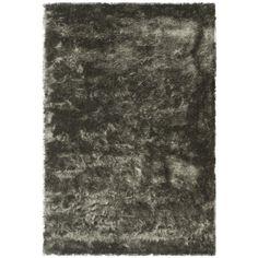 Safavieh Shag Titanium Polyester Rug (10' x 14')