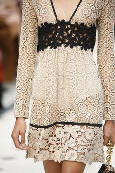 "forlikeminded: ""  Burberry Prorsum - London Fashion Week / Spring 2016 """