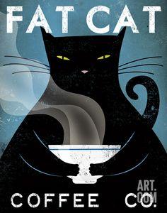 Cat Coffee, by Ryan Fowler