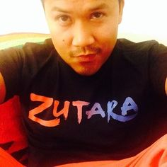 Promised I would do something special for Zutara... • Dante Basco. DANTE BASCO. WEARING A ZUTARA SHIRT. I CAN'T.