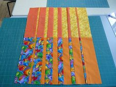 Tutorial- Adventures in Quilting and Sailing: Ricky Timms Convergence Quilt Workshop