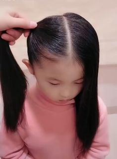 Cute Hairstyles For Short Hair, Little Girl Hairstyles, Braided Hairstyles, Stylish Hairstyles, Hairstyle For Baby Girl, Hairstyles For Babies, Easy Toddler Hairstyles, New Year Hairstyle, Front Hair Styles