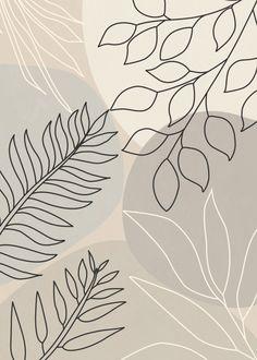 Minimalist Wallpaper, Minimalist Art, Aesthetic Iphone Wallpaper, Aesthetic Wallpapers, Cute Wallpapers, Wallpaper Backgrounds, Abstract Line Art, Cute Patterns Wallpaper, Diy Canvas Art