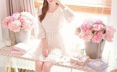 Imagen de dress, fashion, and spring