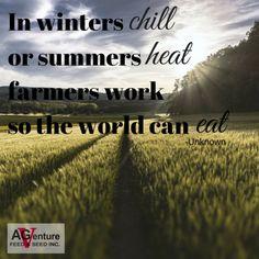 Thank a #farmer