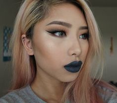 NYX Liquid Suede Cream Lipstick in Stone Fox, £6.50 | 17 Stunning Lipstick Shades You Have To Try This Autumn