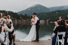 Mountain Wedding, Mountain Wedding Photographer, Mallory + Justin, Colorado wedding, evergreen lakehouse, evergreen Colorado