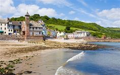 Cawsand and Kingsand.  20 minute drive along the coast from Seaton.