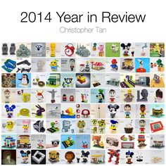 My creations in 2014