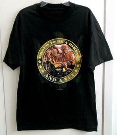 Wicked Tees Mens ARMY Short Sleeve SOILDERS XLarge T-Shirt Tee