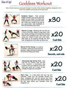 yoga-style workout - #yoga #workout