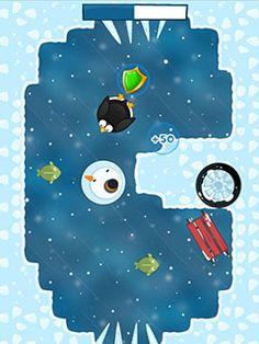 Play Slinguin Online - FunStopGames