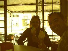 #sabado de #paseo #disfrutar #estilodevida y #vidalazy con buen #helado porque estamos #felices somos #tamaywili de www.tamaywili.com