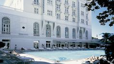 "Copacabana Palace Hotel, 5 up stars- Rio de Janeiro, RJ, Brazil one of the ""Leading Hotels of the World"""