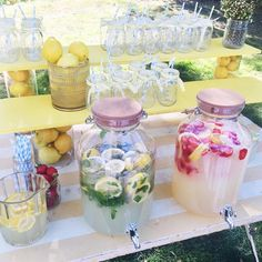"""""""laurenconrad_com when life gives you lemons… you cool off with mint…"""