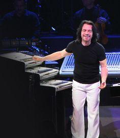 Yanni at American Music Theatre 6/26/12 by American Music Theatre, via Flickr