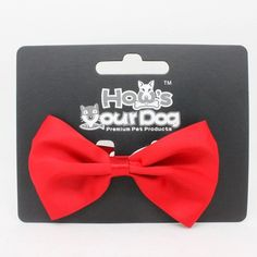 'Banquet' Satin Tuxedo Wedding Bow Tie Pet Collar for Dogs and Cats - ML (adjustable 14'-25') * More info could be found at the image url. (This is an affiliate link and I receive a commission for the sales)
