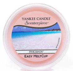 Sables roses - Easy MeltCup - Cire parfumée - Boutique Yankee Candle