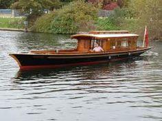 former sailboat?