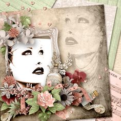 * Feel the love* by Vanessa's Creations http://www.digiscrapbooking.ch/shop/index.php… http://scrapfromfrance.fr/shop/index.php… Photo: Pixabay