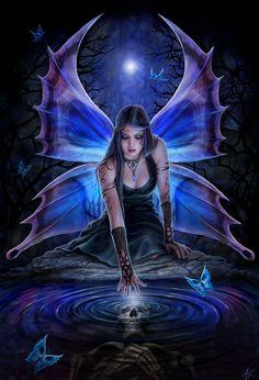 """Anne Stoke - """"Immortal Flight"""""""