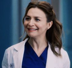 Amelia Shepherd, Derek Shepherd, Grey's Anatomy Tv Show, Greys Anatomy Cast, Caterina Scorsone, Beautiful Day, Beautiful Women, Patrick Dempsey, Castle Tv