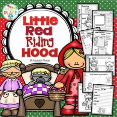 Little Red Riding Hood  Reading and Writing Tasks96 pagesThis Little Red Riding Hood  Reading and Writing set provides a small reader (2 options), and lots of supporting tasks to improve literacy through reading and writing. Your students will love learning about this Fairy Tale and working through the tasks.