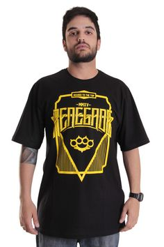 Camiseta Headed Renegade X California Store Hip Hop 2cce9c83ad4
