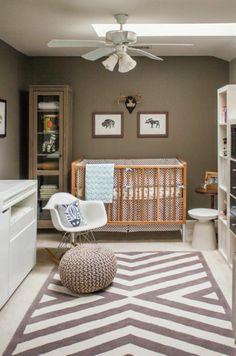 Décorer la chambre bébé garçon – conseils et exemples -