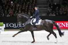 © Mary Adelaide Brakenridge: Helen Langehanenberg and Damon Hill NRW will represent Germany at the WEG