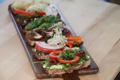 kierunek zdrowie: Zdrowe kanapki bez wędlin i serów!