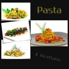 #ilricettario www.claudiopucci.com Pasta, Food, Meals, Noodles, Yemek, Eten