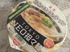 日清行列のできる店のラーメン NEO担々麺