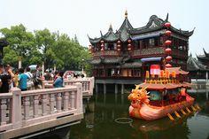 China-Shanghai-Jardin Yuyuan