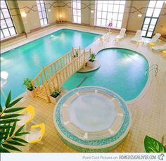 Small Indoor Pools