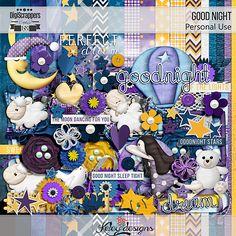 Good Night by Keley Designs