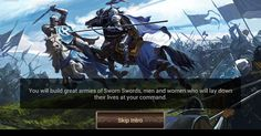 Build your own Game of Thrones empire as you wait for Season 5 #AndroidGames #AndroidApps